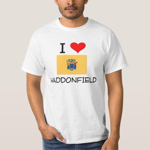 Amo Haddonfield New Jersey Playera