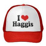Amo Haggis Gorras