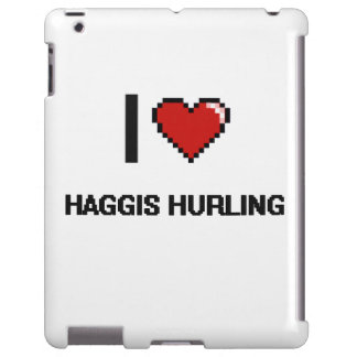 Amo Haggis que lanza el diseño retro de Digitaces Funda Para iPad