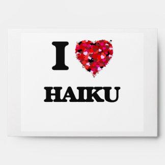 Amo Haiku Sobre