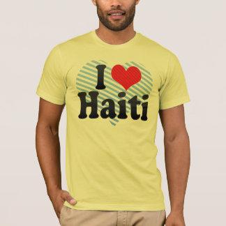 Amo Haití Playera