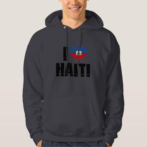 AMO HAITÍ SUDADERA