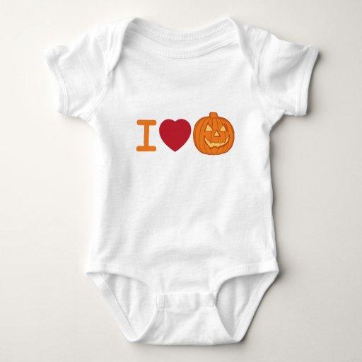Amo Halloween Body Para Bebé