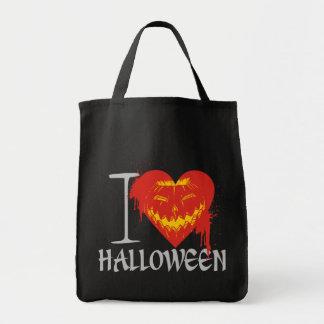 Amo Halloween Bolsas De Mano