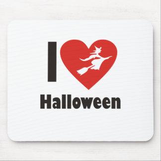 Amo Halloween Tapete De Raton