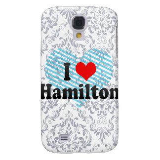 Amo Hamilton, Canadá
