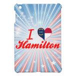 Amo Hamilton, Carolina del Norte