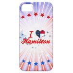 Amo Hamilton, Carolina del Norte iPhone 5 Protectores