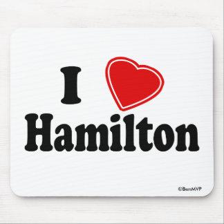 Amo Hamilton Tapetes De Raton