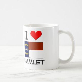 Amo Hamlet Carolina del Norte Taza