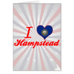 Amo Hampstead, New Hampshire Tarjeta