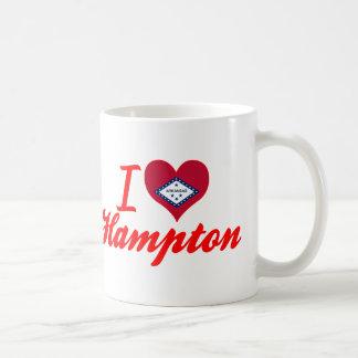 Amo Hampton, Arkansas Taza