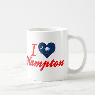 Amo Hampton, Carolina del Sur Taza