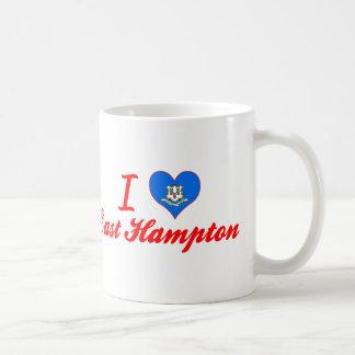 Amo Hampton del este, Connecticut Tazas