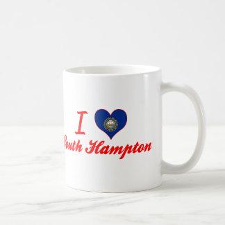 Amo Hampton del sur, New Hampshire Tazas De Café
