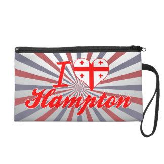 Amo Hampton, Georgia