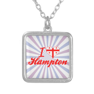 Amo Hampton, Georgia Grimpola