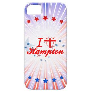 Amo Hampton, Georgia iPhone 5 Cárcasa