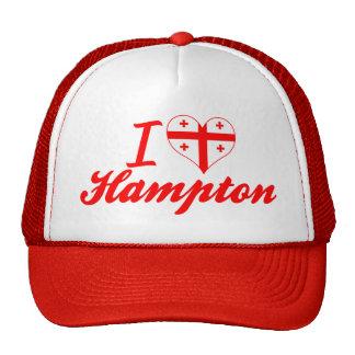 Amo Hampton, Georgia Gorro De Camionero