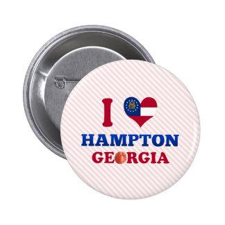 Amo Hampton, Georgia Pin