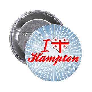 Amo Hampton, Georgia Pins