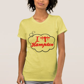 Amo Hampton, Georgia Camiseta