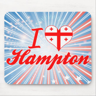 Amo Hampton, Georgia Tapetes De Ratones