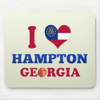 Amo Hampton, Georgia Tapete De Raton