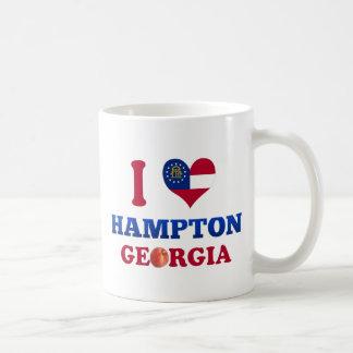 Amo Hampton, Georgia Taza