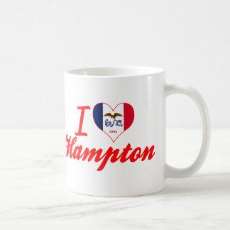 Amo Hampton, Iowa Taza