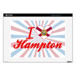 Amo Hampton, la Florida Skins Para Portátiles