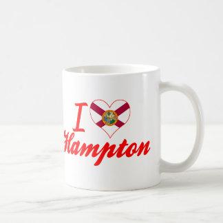 Amo Hampton, la Florida Taza De Café