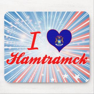 Amo Hamtramck, Michigan Tapetes De Raton