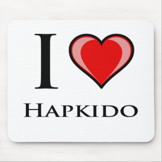 Amo Hapkido Alfombrilla De Ratones