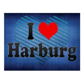 Amo Harburg, Alemania Postal