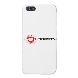 Amo Hardstyle iPhone 5 Fundas