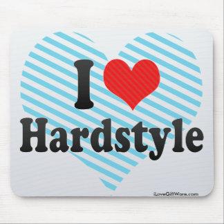 Amo Hardstyle Tapetes De Raton