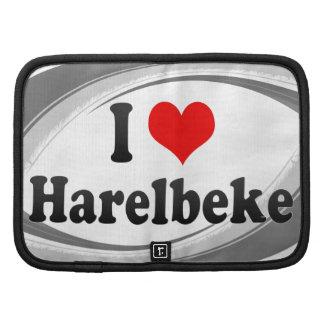 Amo Harelbeke, Bélgica Planificadores