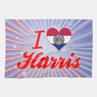 Amo Harris, Missouri Toalla