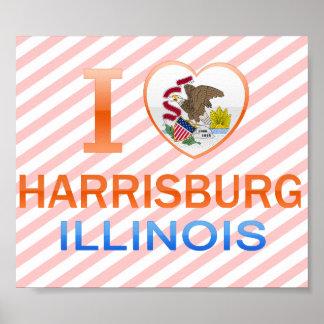 Amo Harrisburg, IL Impresiones