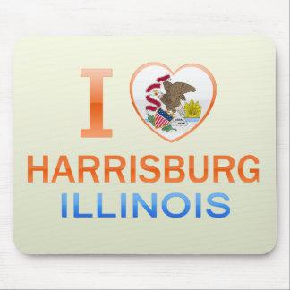 Amo Harrisburg, IL Tapetes De Raton