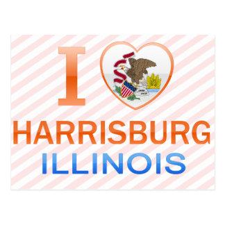 Amo Harrisburg, IL Postales