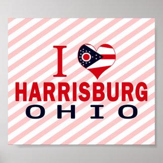 Amo Harrisburg, Ohio Posters