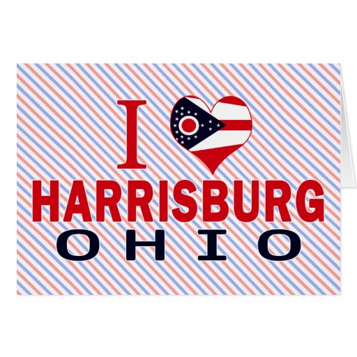 Amo Harrisburg, Ohio Tarjeton