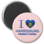 Amo Harrisburg, PA Iman Para Frigorífico