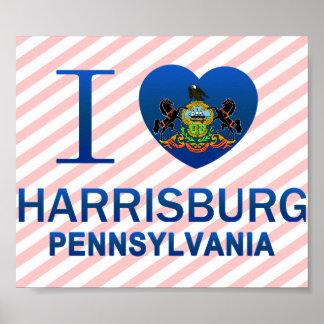 Amo Harrisburg, PA Impresiones