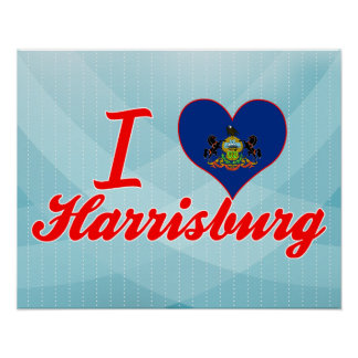 Amo Harrisburg, Pennsylvania Posters