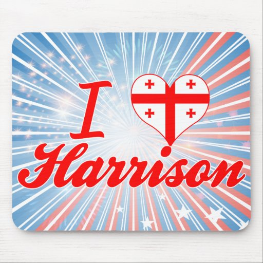 Amo Harrison, Georgia Tapetes De Ratón
