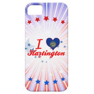 Amo Hartington, Nebraska iPhone 5 Fundas