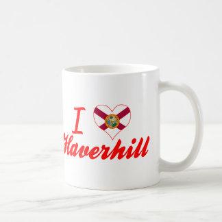 Amo Haverhill, la Florida Tazas